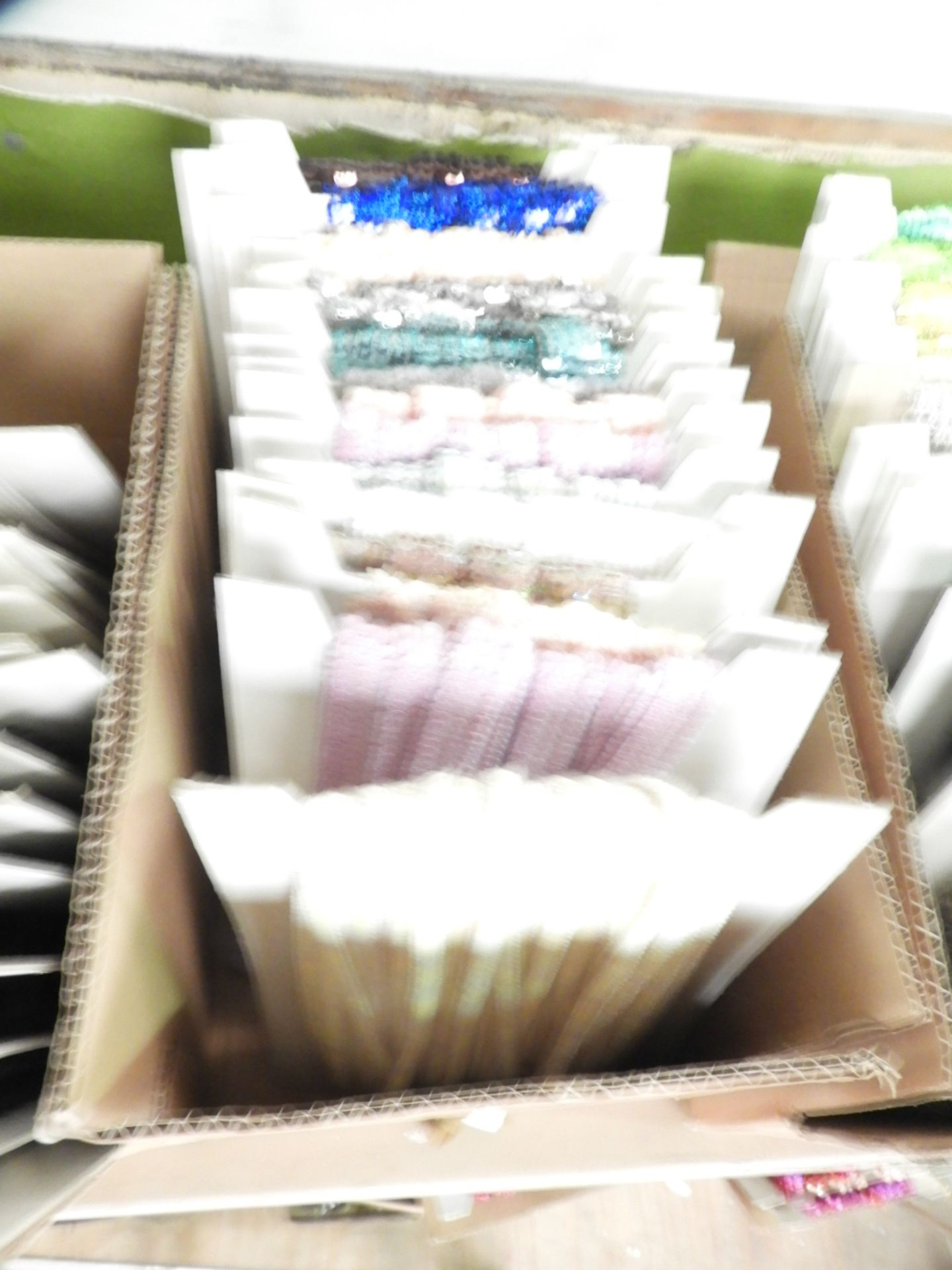 Lot 7 - Box Containing Assorted Braids (as per Photograph)