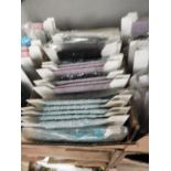 Lot 20 - Box Containing Assorted Braids (as per Photograph)