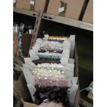 Lot 43 - Box Containing Assorted Braids (as per Photograph)