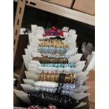 Lot 46 - Box Containing Assorted Braids (as per Photograph)