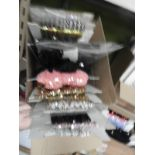 Lot 49 - Box Containing Assorted Braids (as per Photograph)