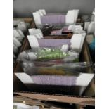 Lot 21 - Box Containing Assorted Braids (as per Photograph)
