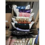 Lot 25 - Box Containing Assorted Braids (as per Photograph)