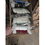 Lot 56 - Box Containing Assorted Braids (as per Photograph)