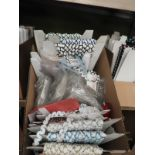 Lot 45 - Box Containing Assorted Braids (as per Photograph)