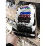 Lot 27 - Box Containing Assorted Braids (as per Photograph)