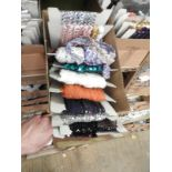 Lot 59 - Box Containing Assorted Braids (as per Photograph)