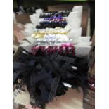 Lot 38 - Box Containing Assorted Braids (as per Photograph)