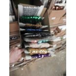 Lot 60 - Box Containing Assorted Braids (as per Photograph)
