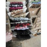 Lot 52 - Box Containing Assorted Braids (as per Photograph)