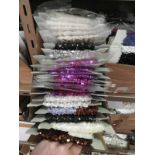 Lot 61 - Box Containing Assorted Braids (as per Photograph)