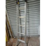 Three Way Aluminium Step Ladder