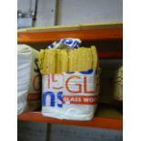 *Bag of Super Glass INsulation