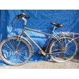 Ladies Claude Butler Fascett Bicycle