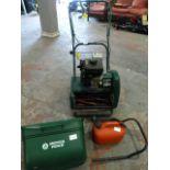 Suffolk Punch Petrol 14sk Lawnmower