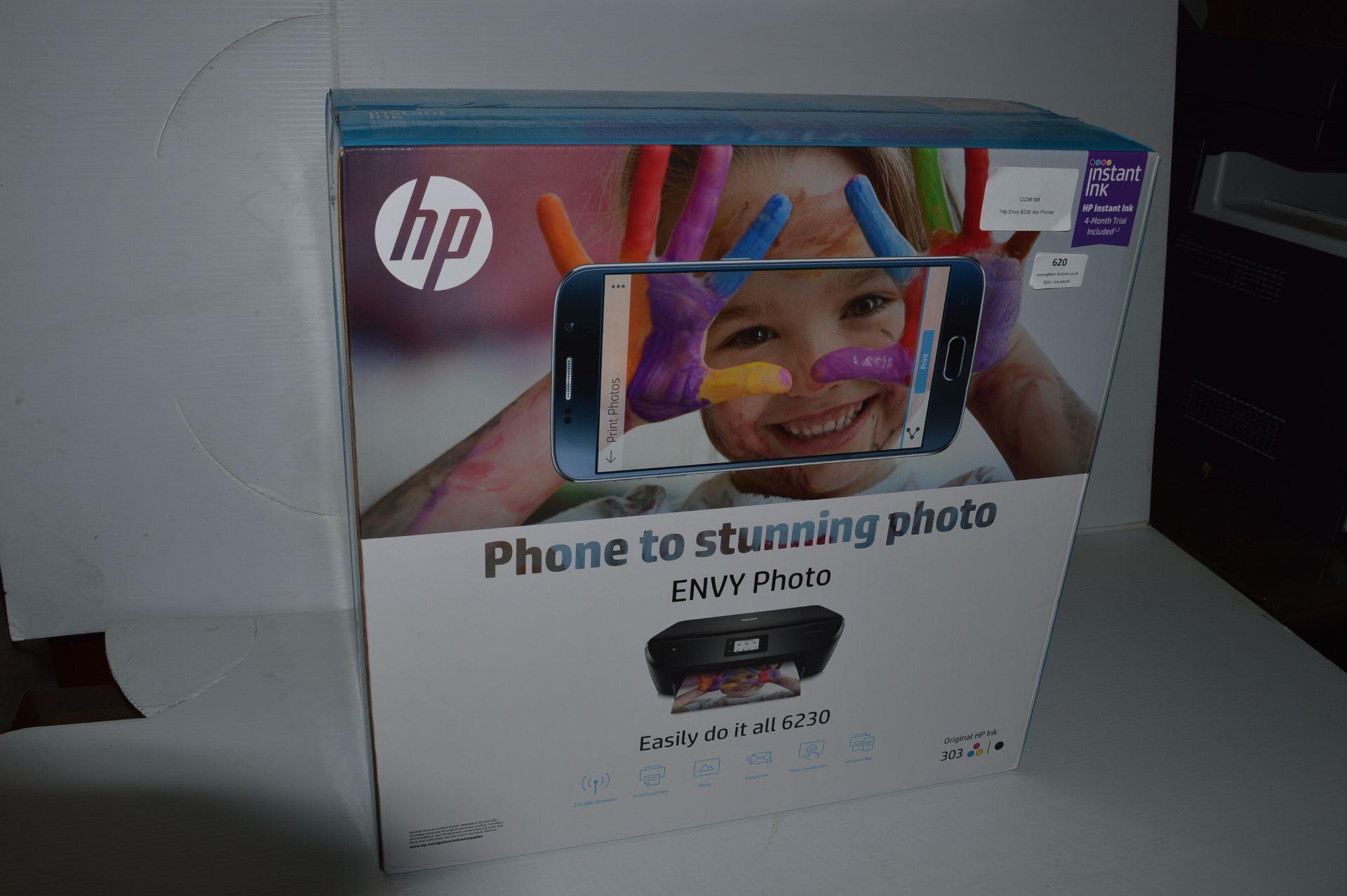 Lot 620 - *HP Envy 6230 Aio Printer