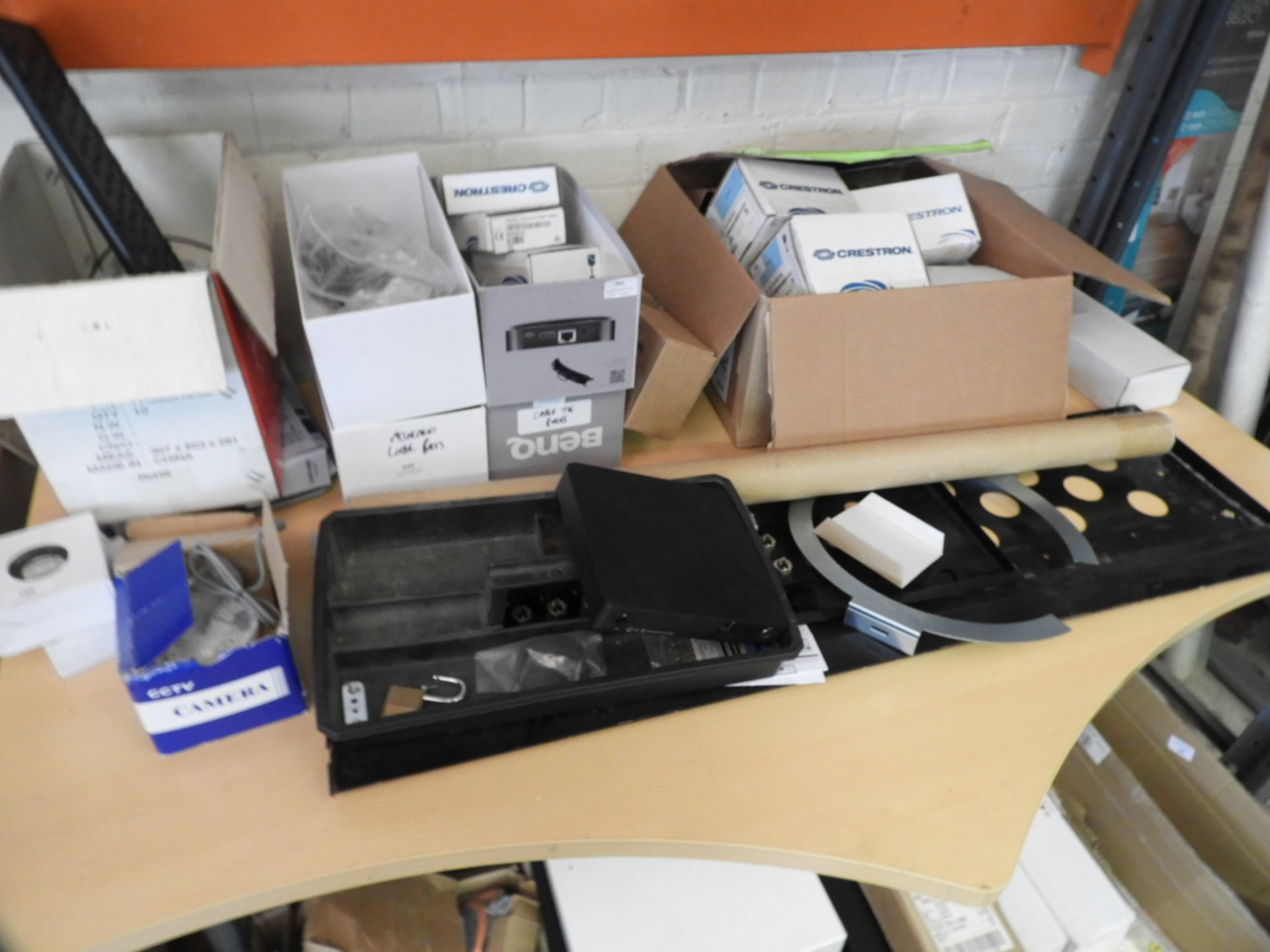 Lot 342 - *Quantity of Electrical Components Including Crest