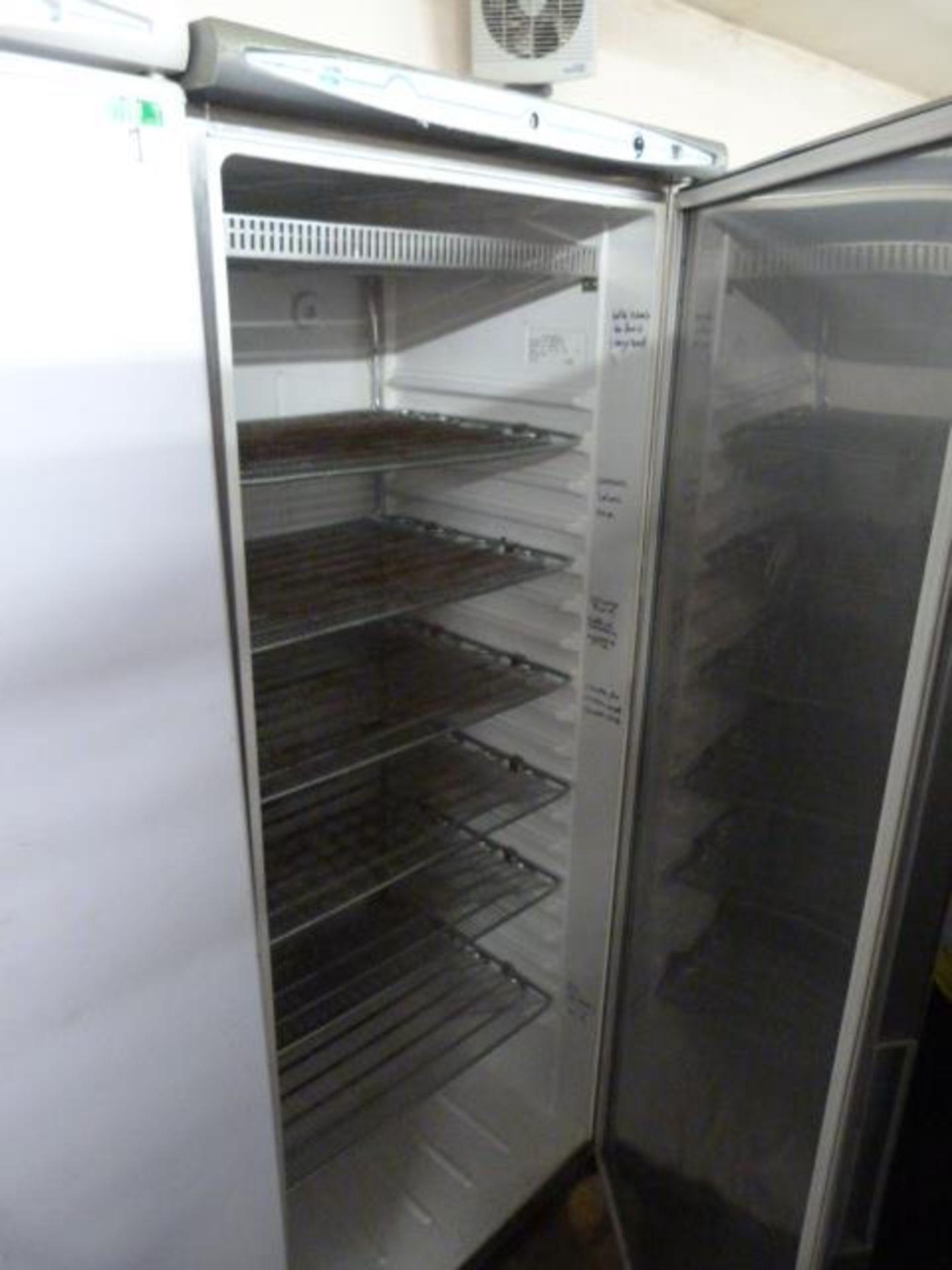 Lot 16 - Mondial Stainless Steel Refrigerator