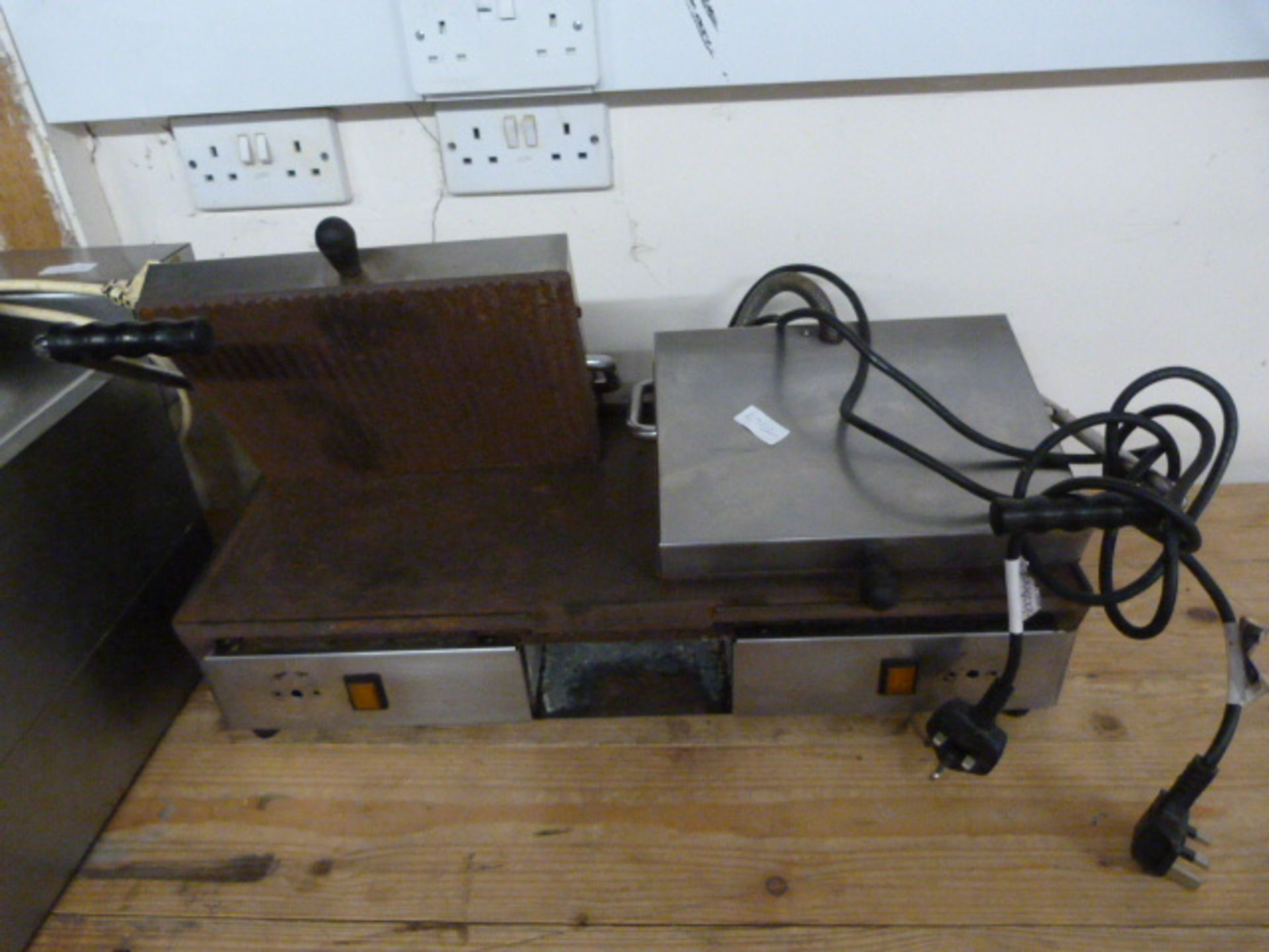 Lot 44 - Double Panini Grill
