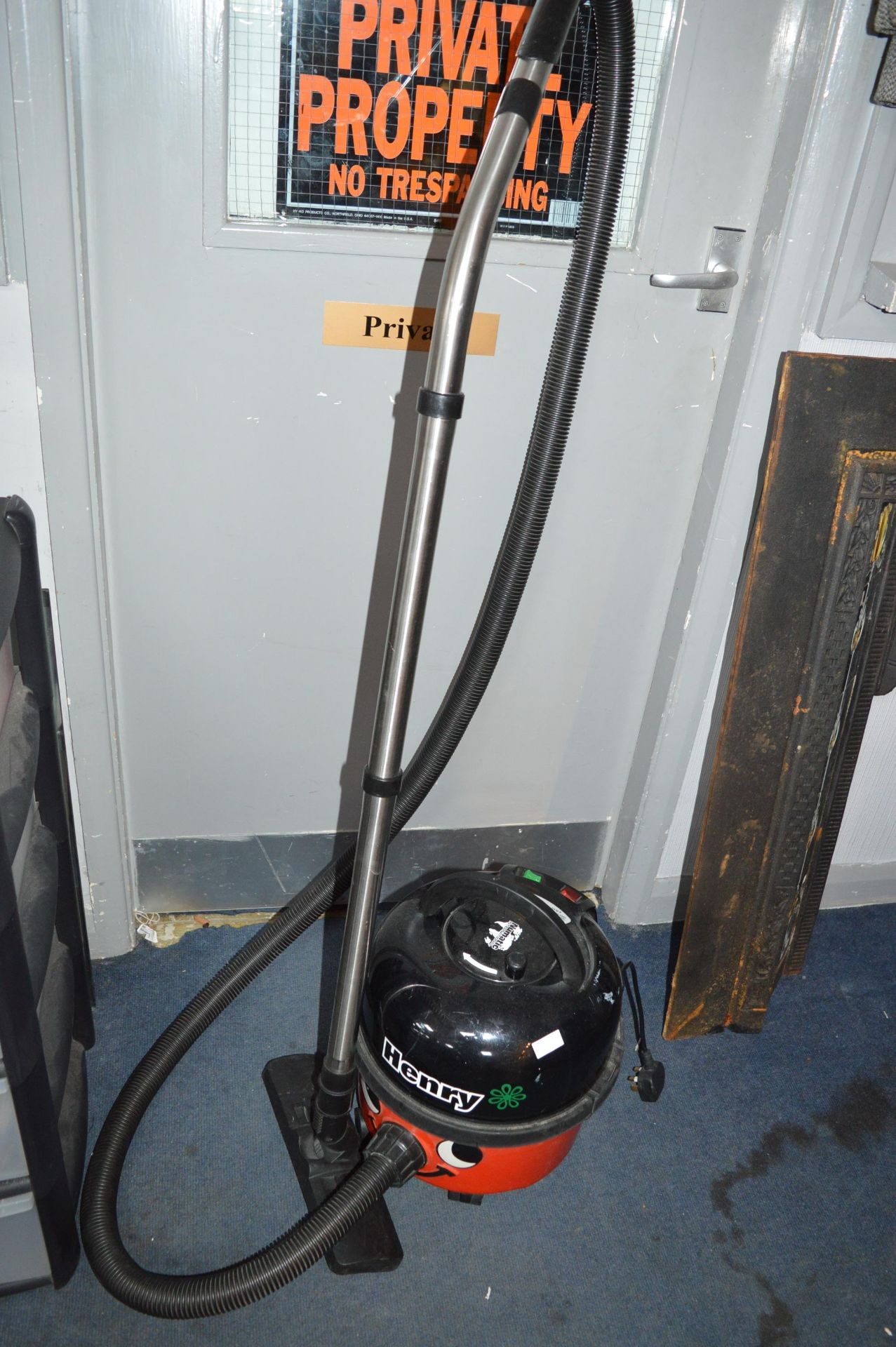 Lot 20 - Henry Vacuum Cleaner