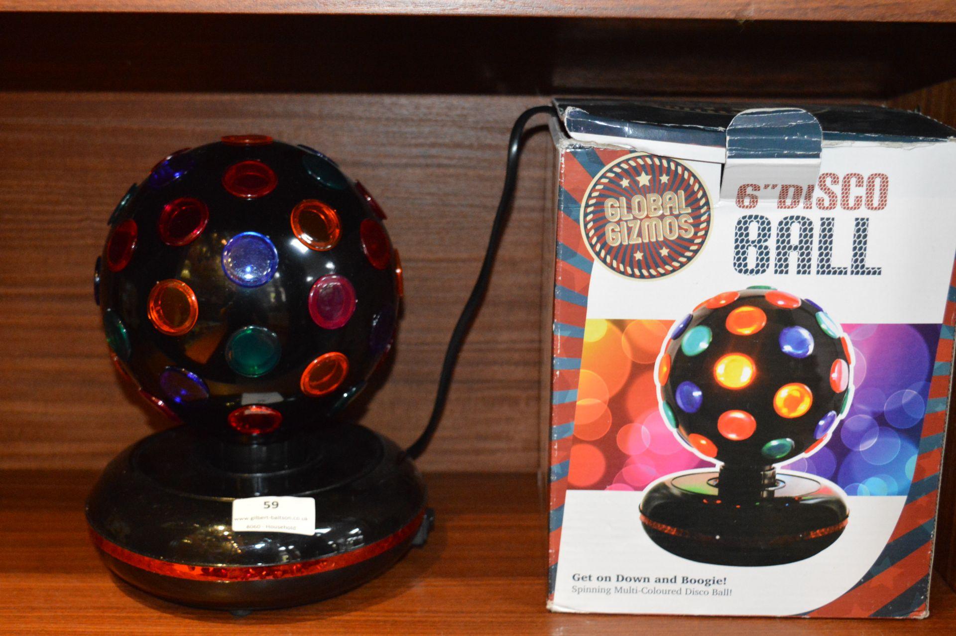 Lot 59 - Disco Ball