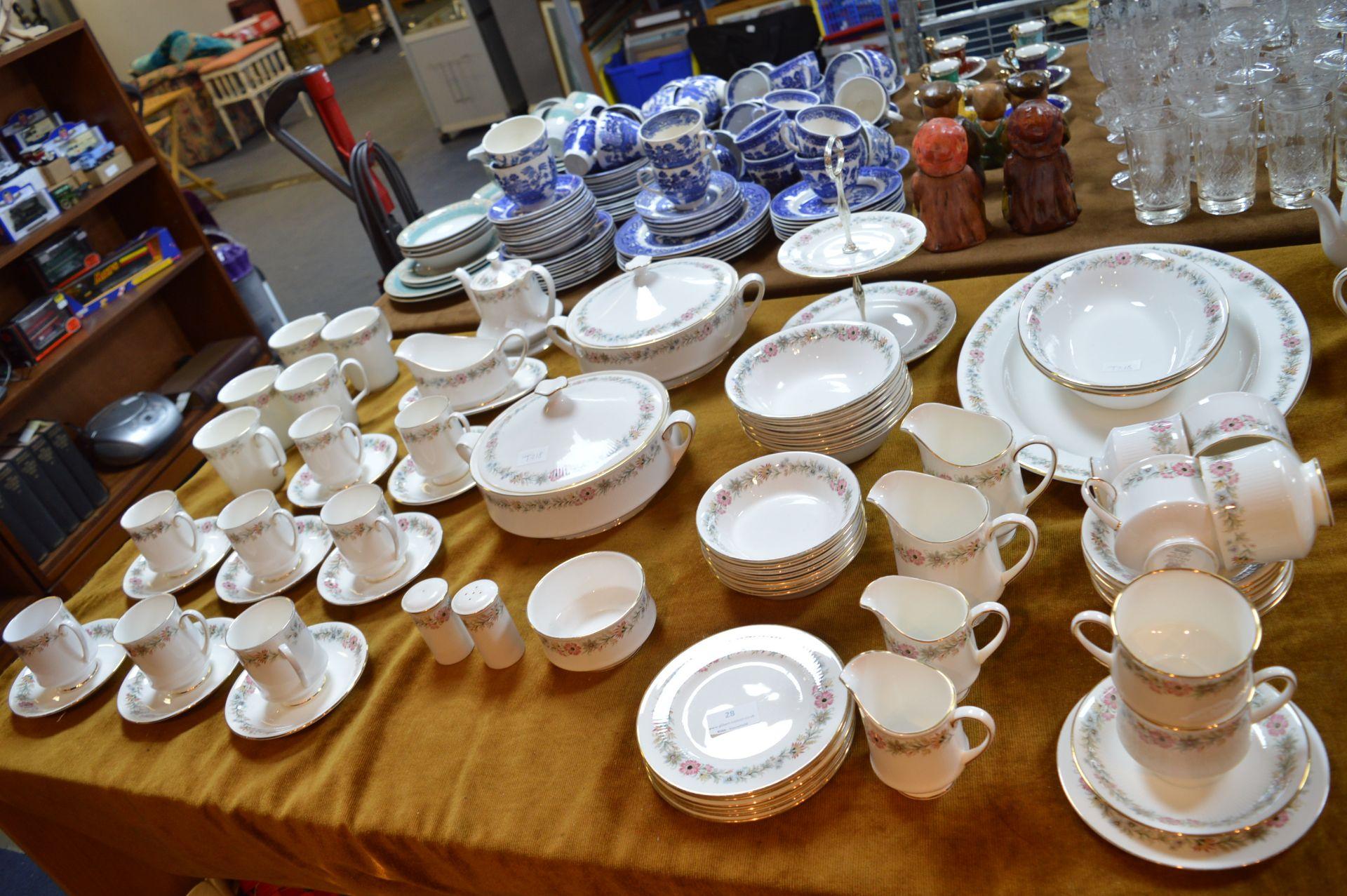 Lot 28 - 70+ Pieces of Paragon Dinnerware