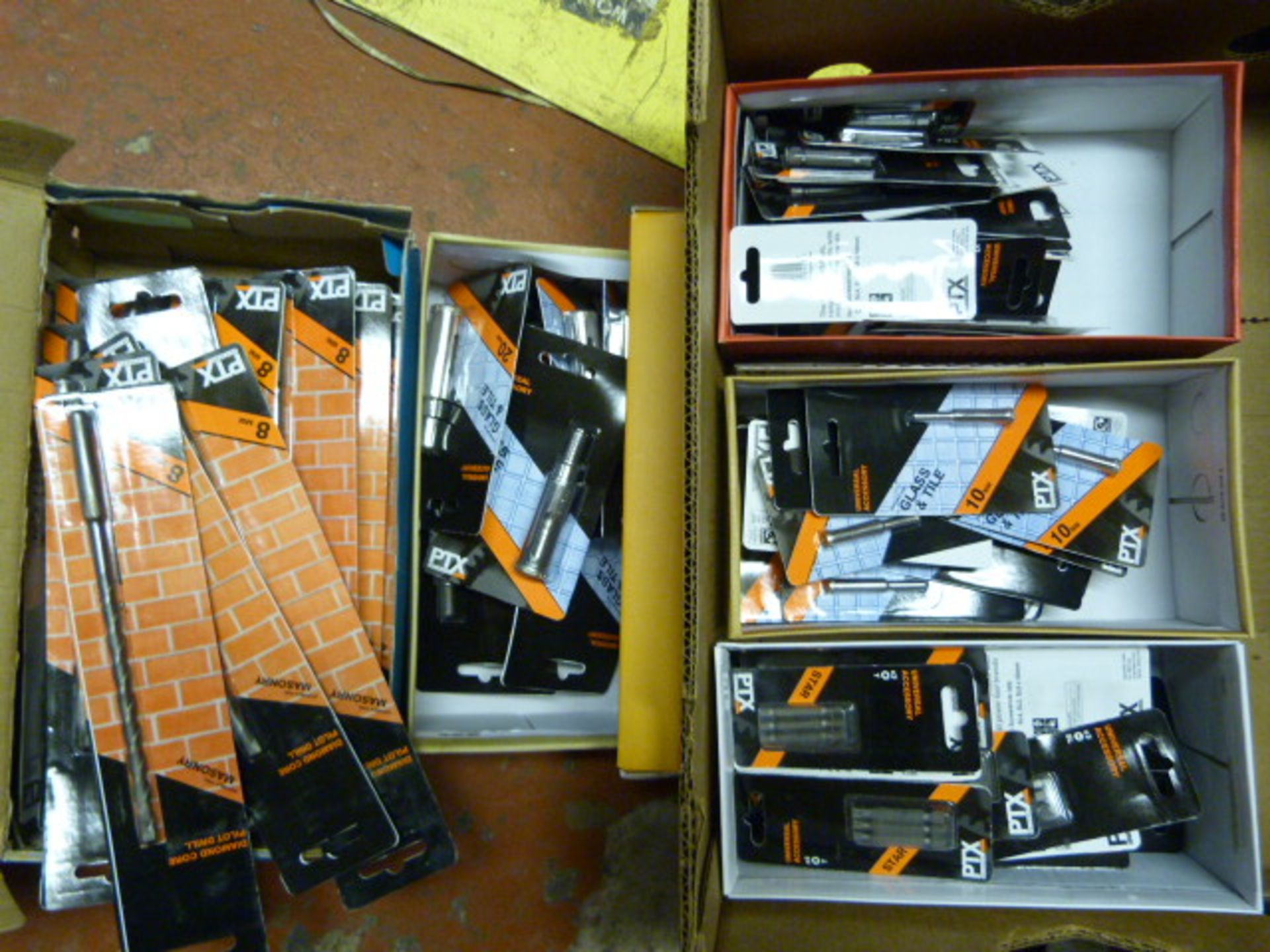 Lot 66 - Large Quantity of Assorted Drill Bits