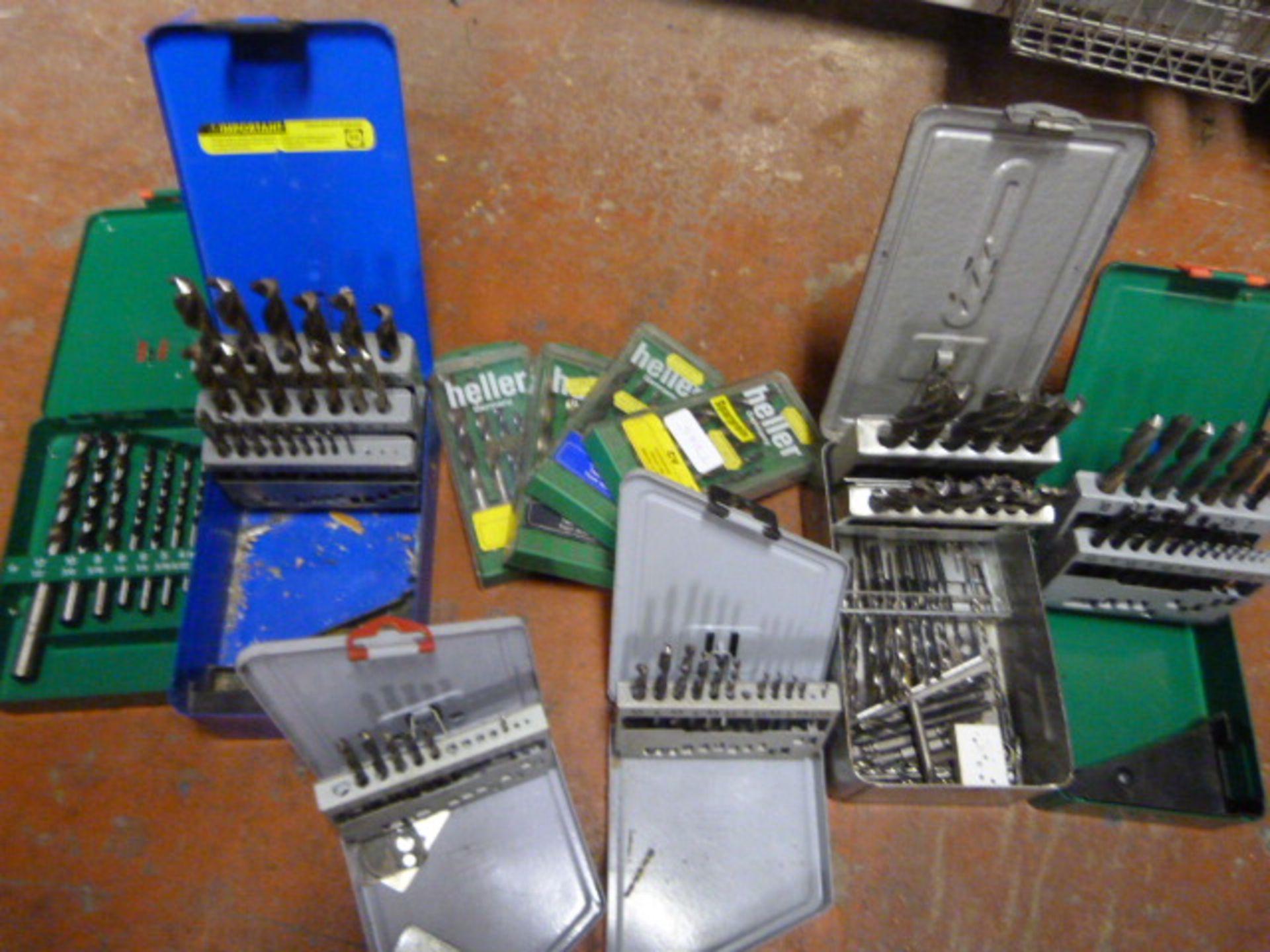 Lot 172 - Quantity of Drill Bits