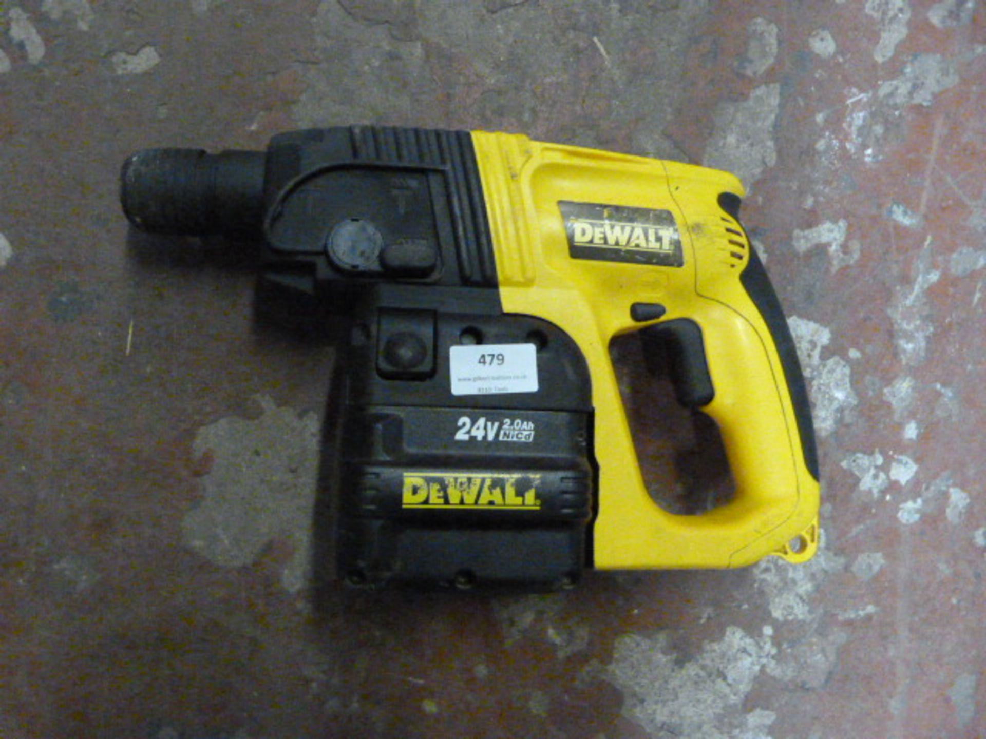 Lot 479 - Dewalt Drill
