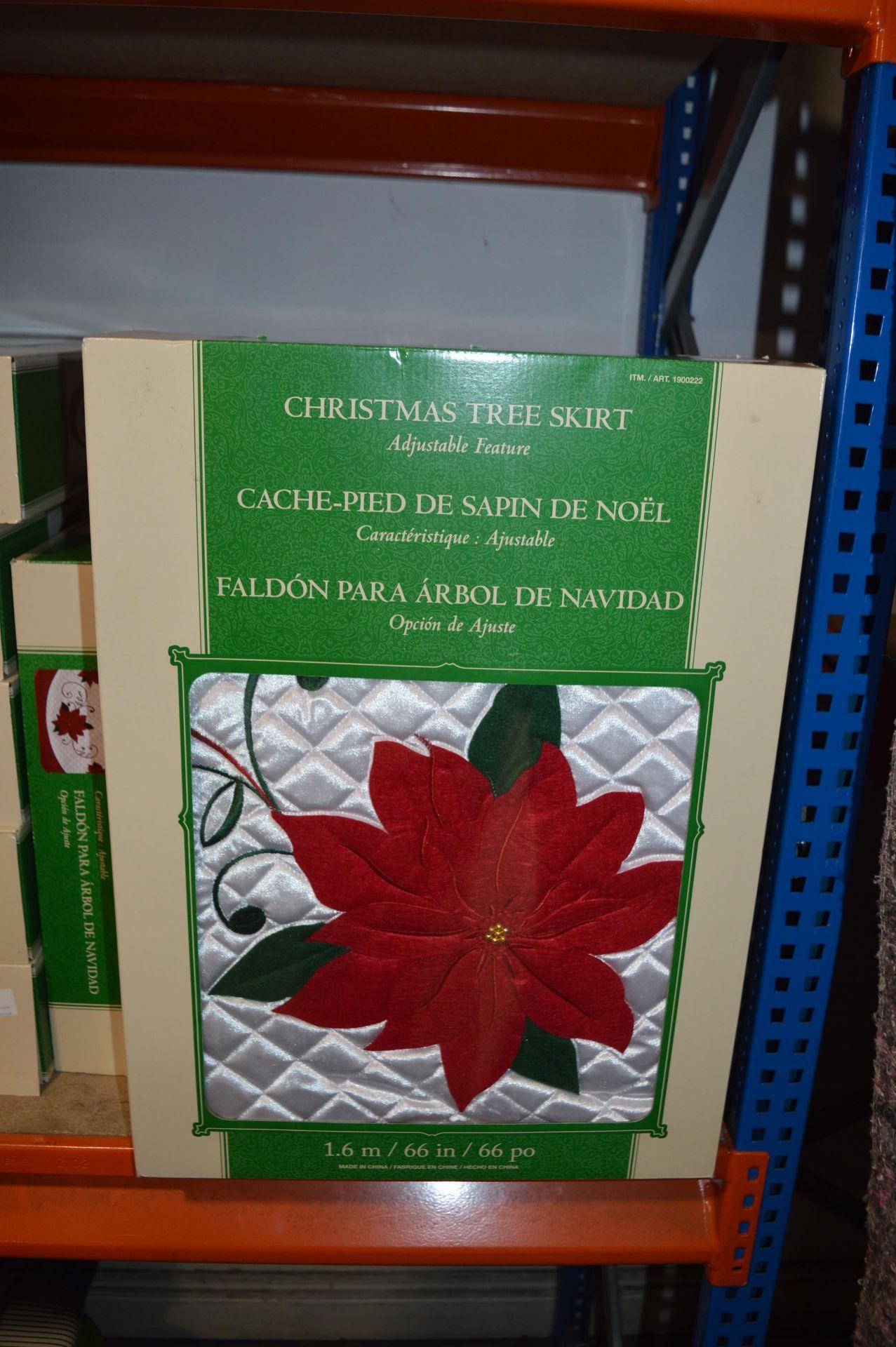 Lot 21 - *Christmas Tree Skirt 1.6m