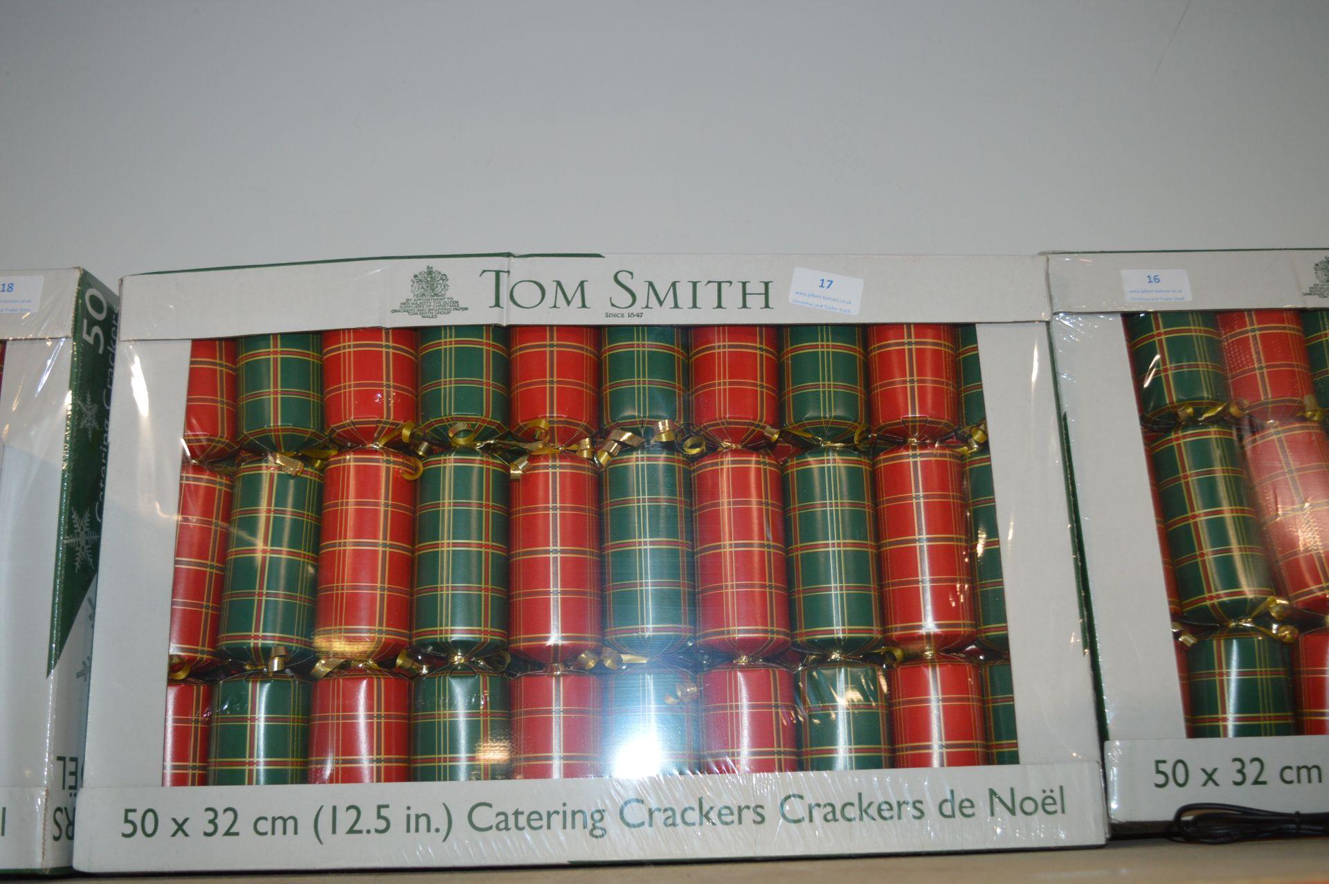 Lot 17 - *Tom Smith Christmas Crackers 50pk