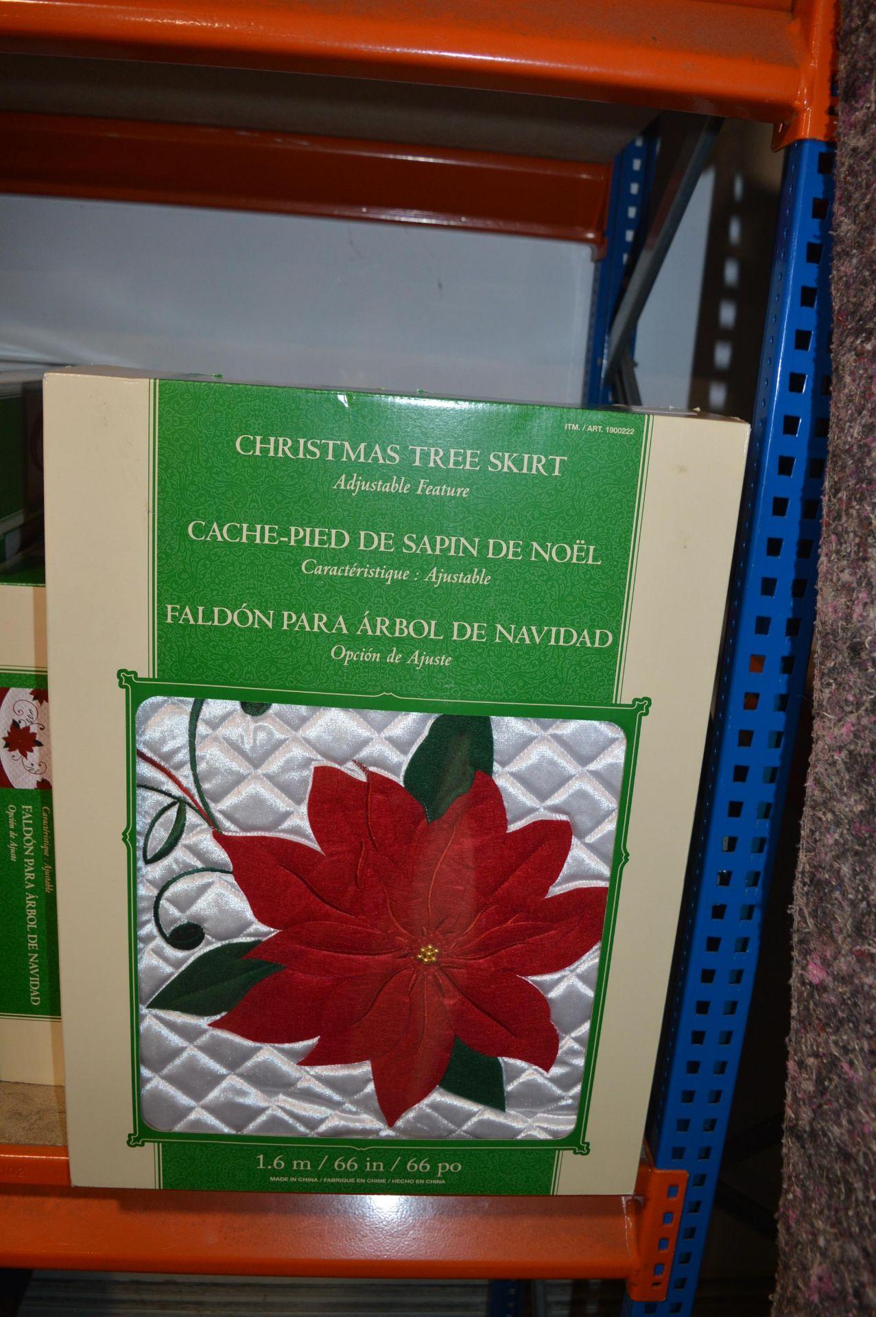 Lot 26 - *Christmas Tree Skirt 1.6m