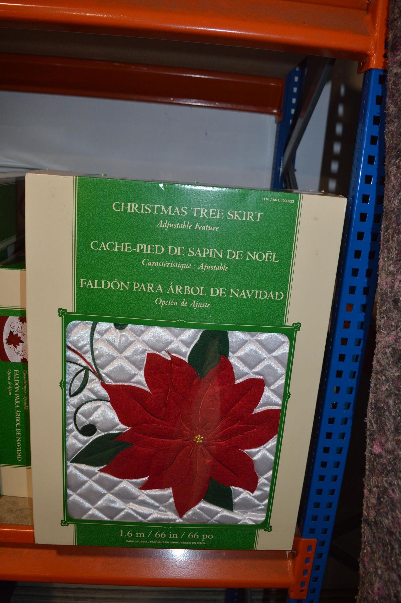 Lot 27 - *Christmas Tree Skirt 1.6m