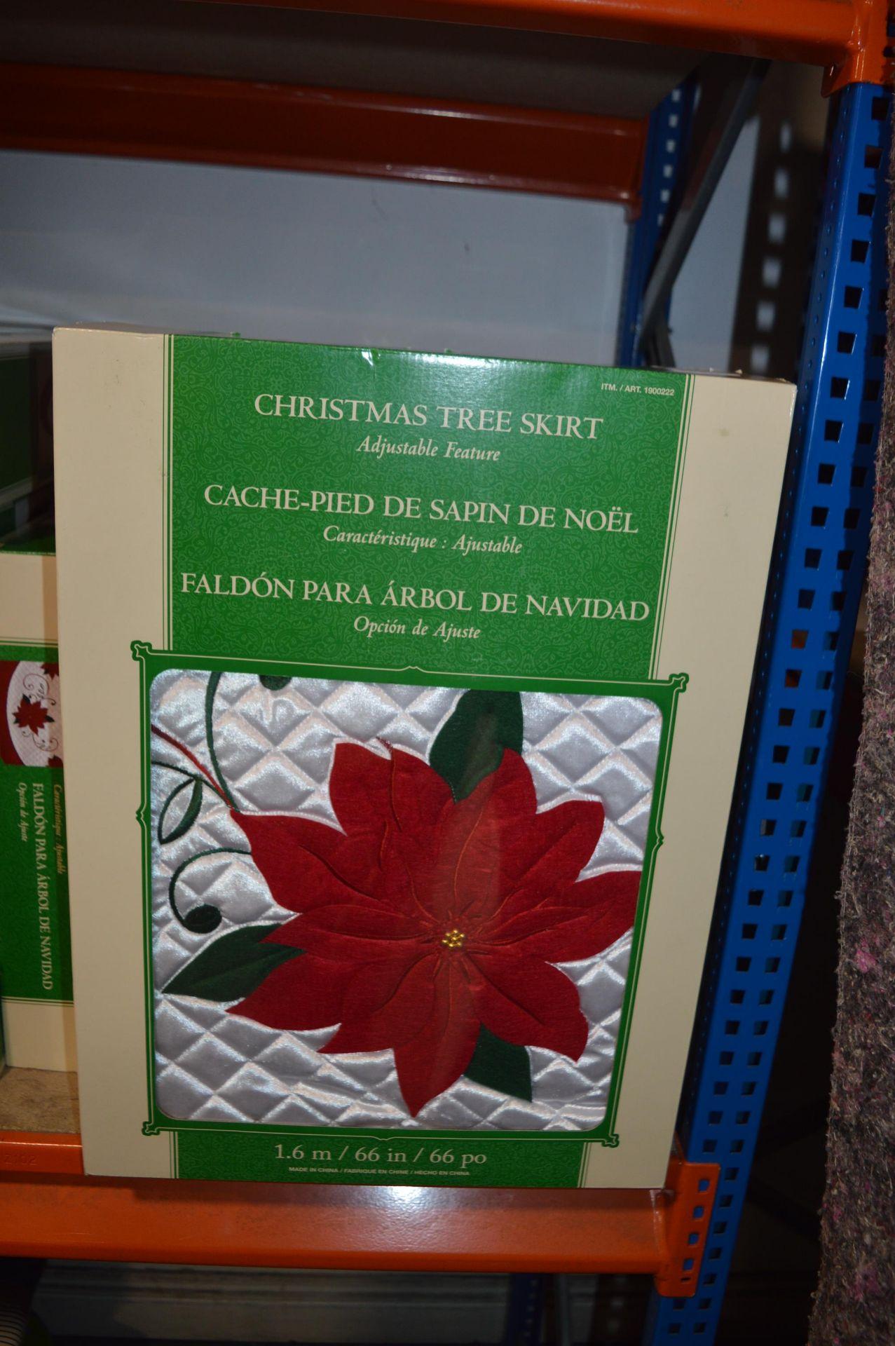 Lot 24 - *Christmas Tree Skirt 1.6m