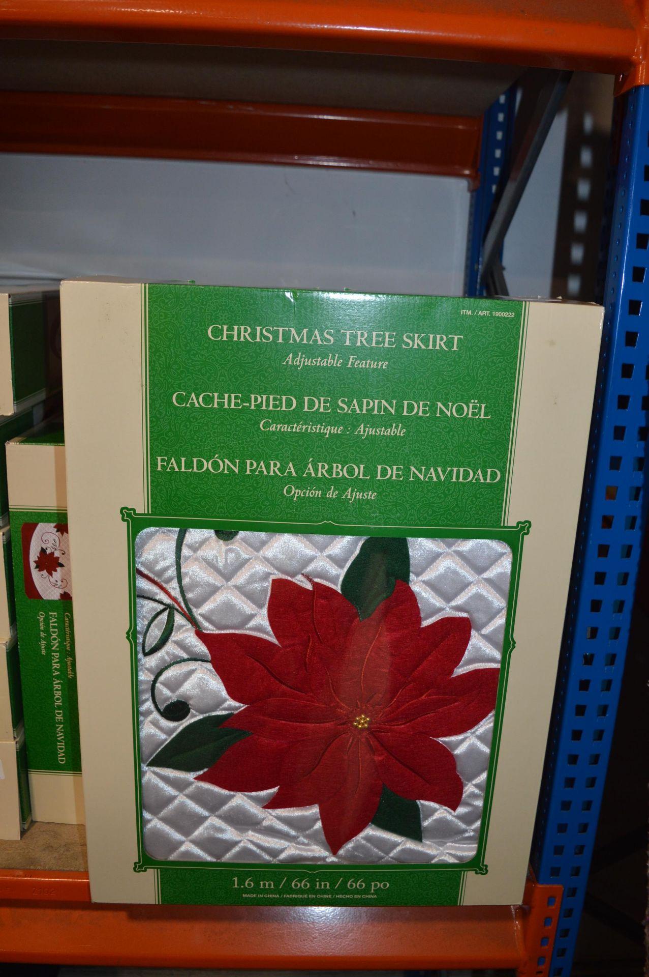 Lot 20 - *Christmas Tree Skirt 1.6m