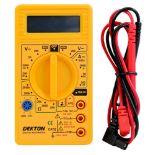 Lot 10100 - V Brand New Dekton Digital Multimeter