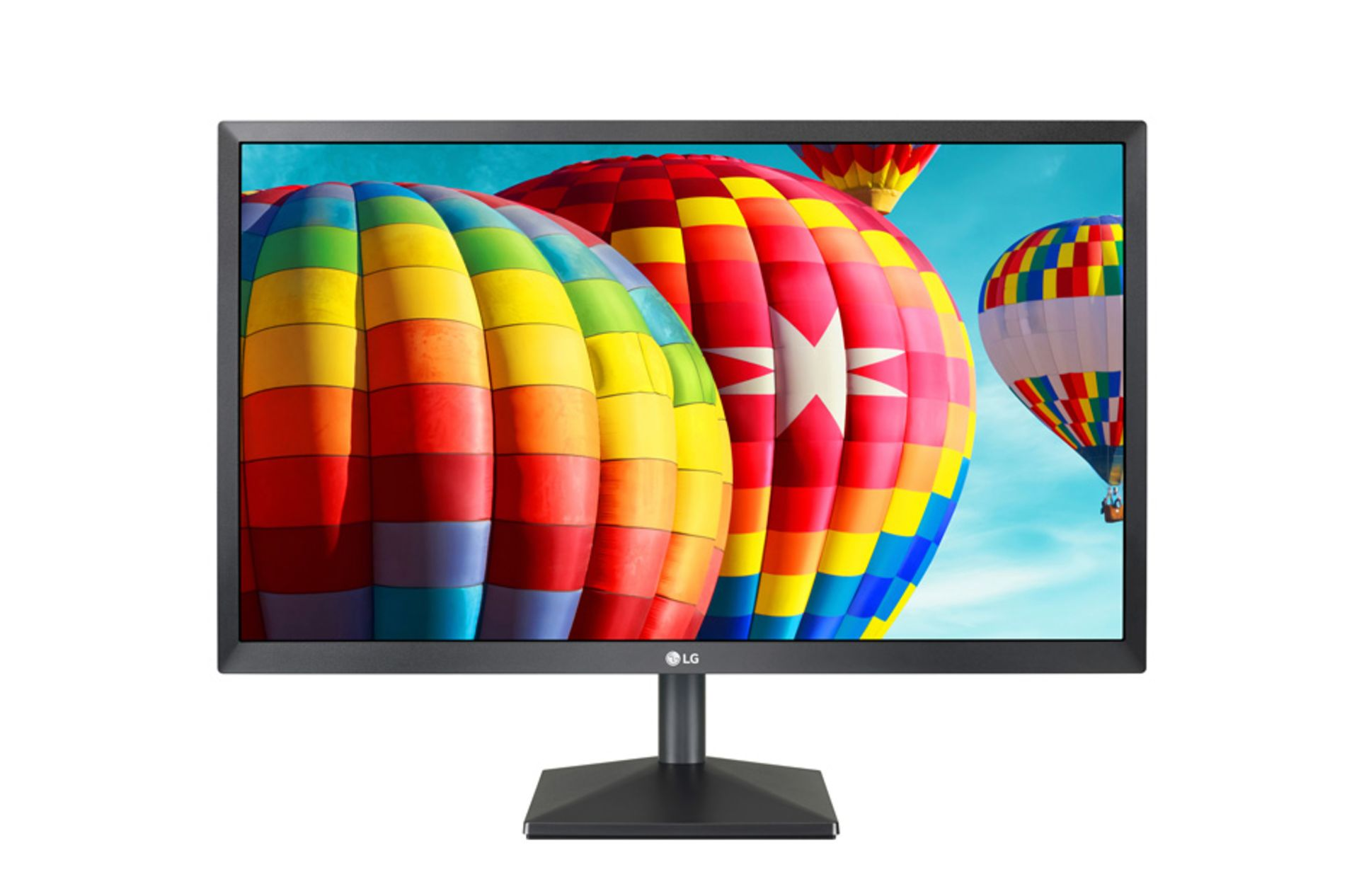 Lot 16011 - V Grade A LG 22 Inch FULL HD IPS LED MONITOR - D-SUB, HDMI 22MK430H