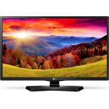 Lot 29917 - V Grade A LG 24 Inch HD READY LED TV WITH FREEVIEW24MT49U-PZ
