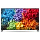 Lot 29902 - V Grade A LG 49 Inch ACTIVE HDR 4K SUPER ULTRA HD LED SMART TV WITH FREEVIEW HD & WEBOS 3.5 &