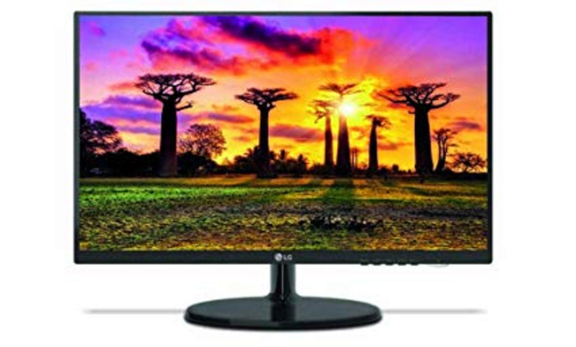Lot 29920 - V Grade A LG 27 Inch FULL HD IPS LED MONITOR - D-SUB, DVI-D, HDMI 27MP38VQ