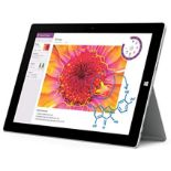 """V Brand New Microsoft Surface 3 64GB WiFi 10.8"""" - New Condition But Open Box"""