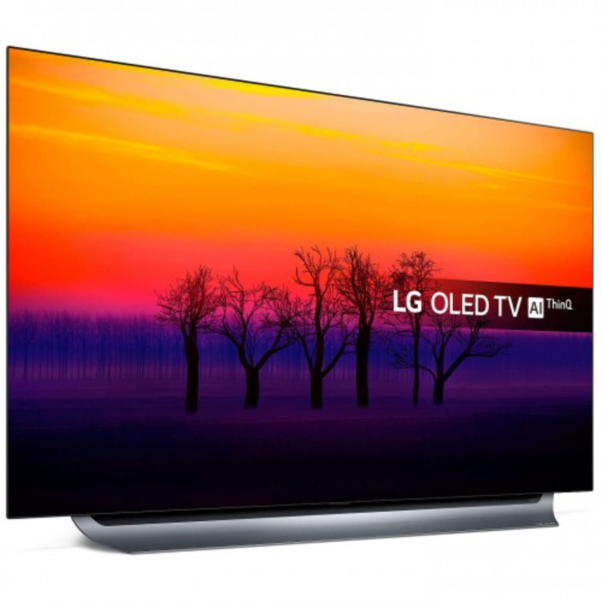 Lot 16002 - V Grade A LG 65 Inch FLAT OLED ACTIVE HDR 4K UHD SMART TV WITH FREEVIEW HD & WEBOS & WIFI - AI