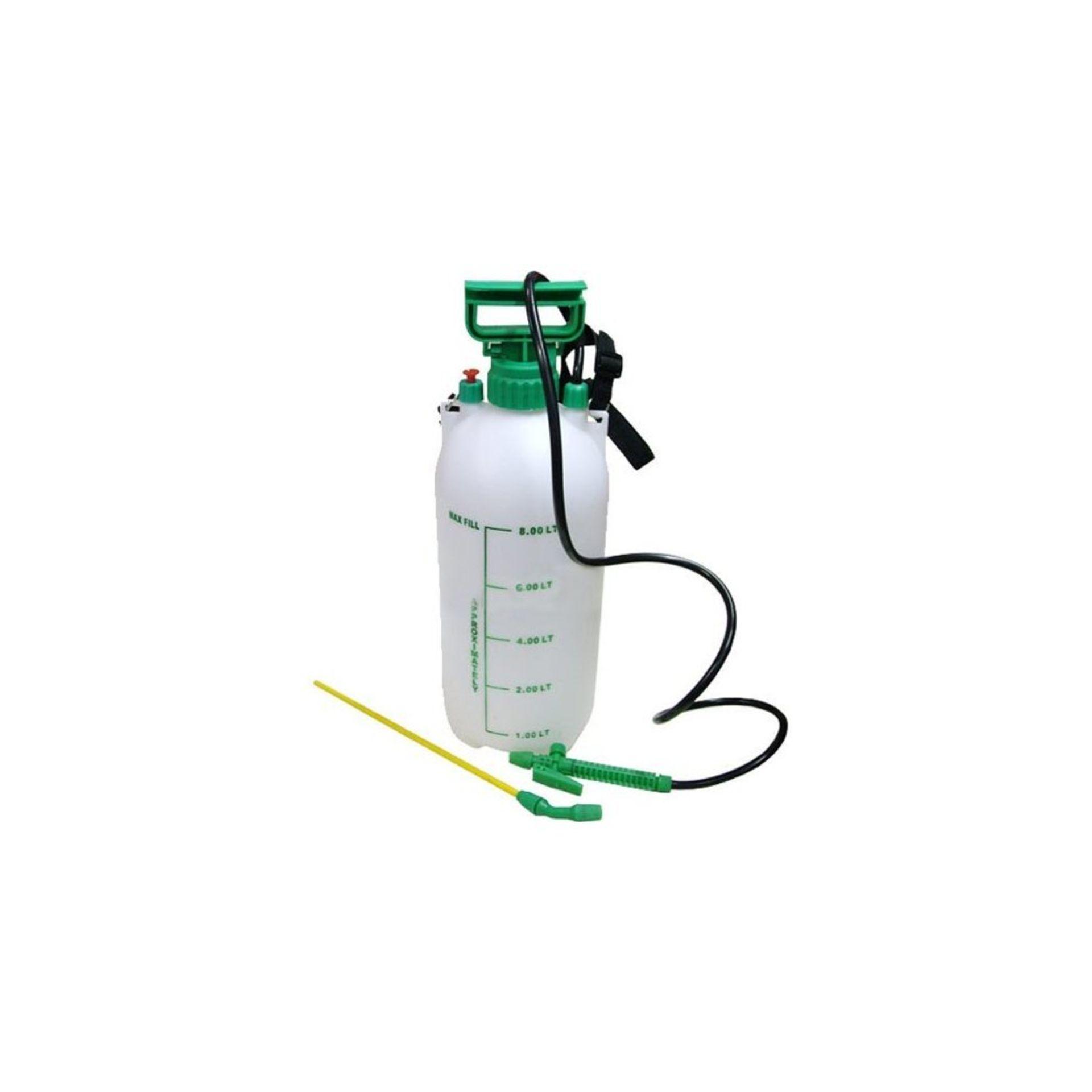 Lot 43029 - V Brand New 8L Pressure Sprayer