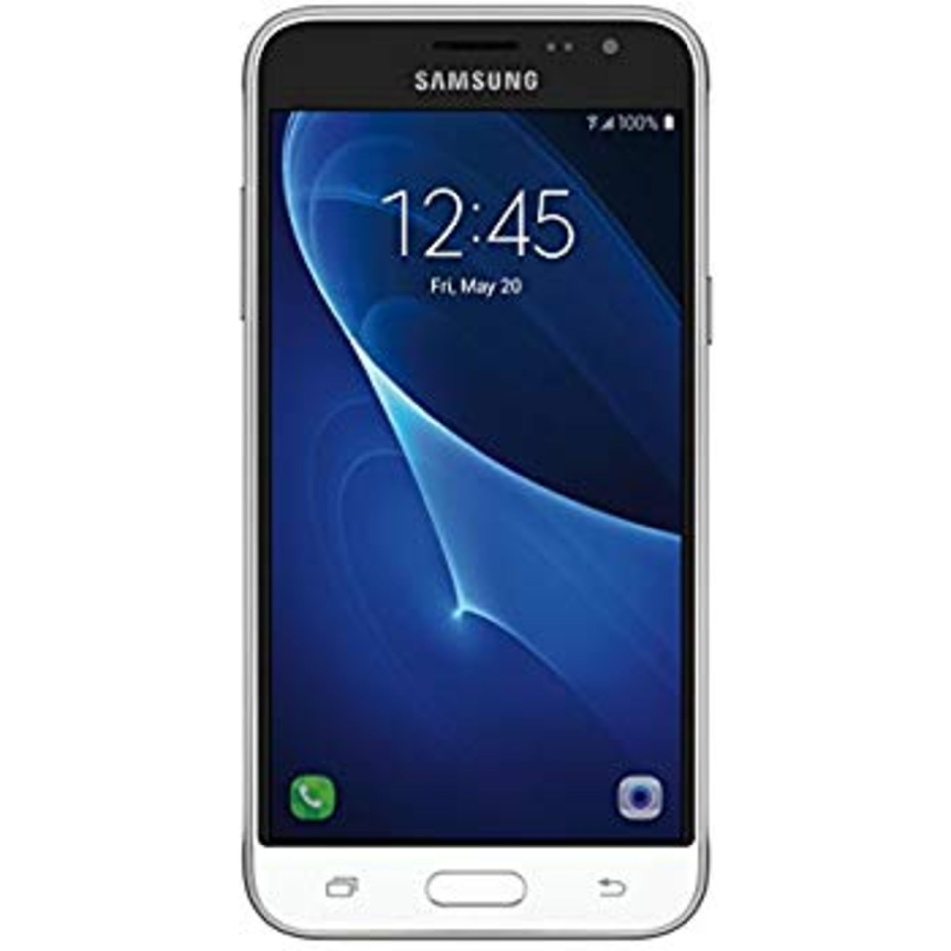 Lot 50058 - Grade A Samsung J3 (J320A)Colours May Vary Item available approx 12 working days after sale