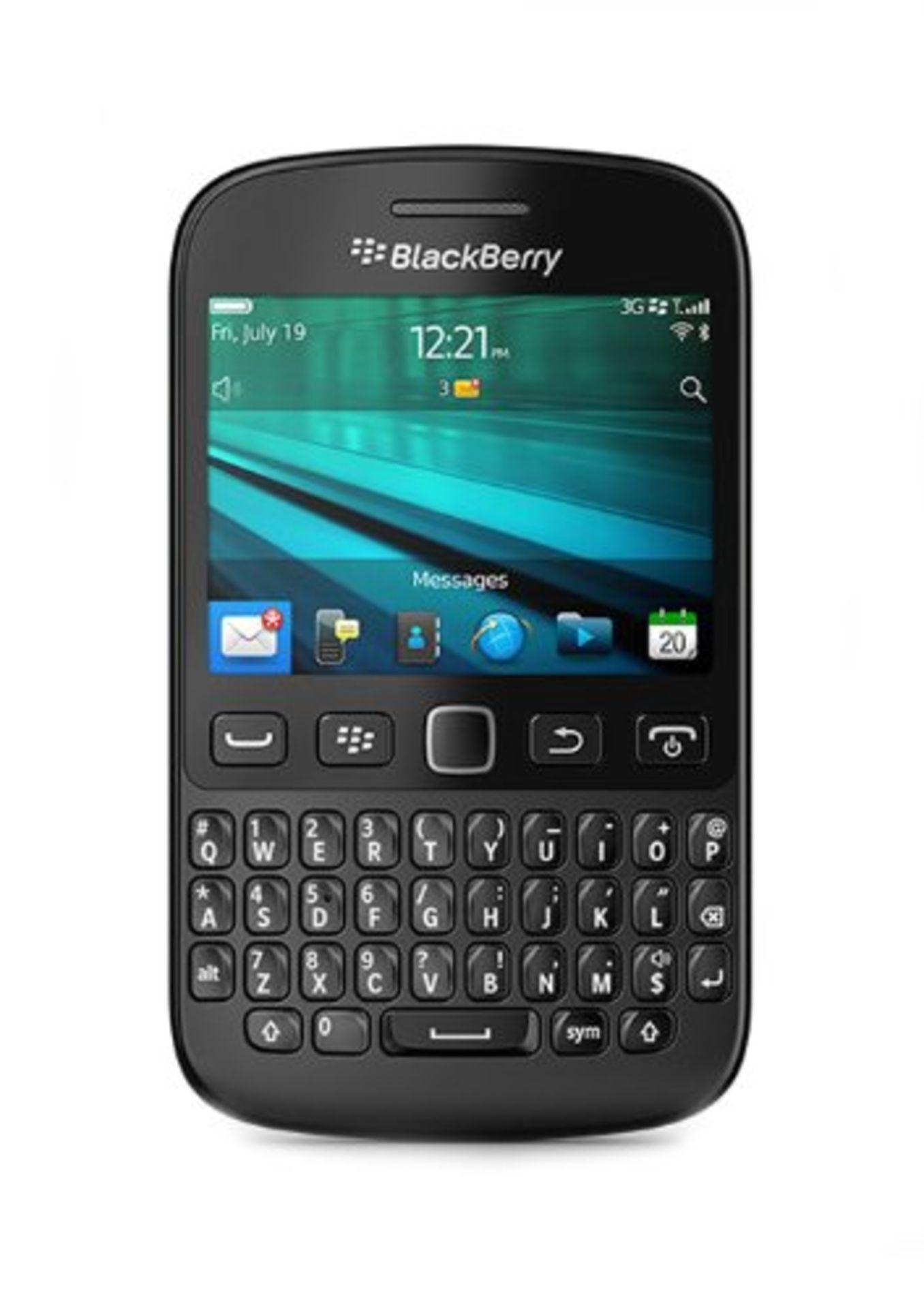 Lot 50034 - Grade A Blackberry 9720 Colours May Vary Item available approx 12 working days after sale