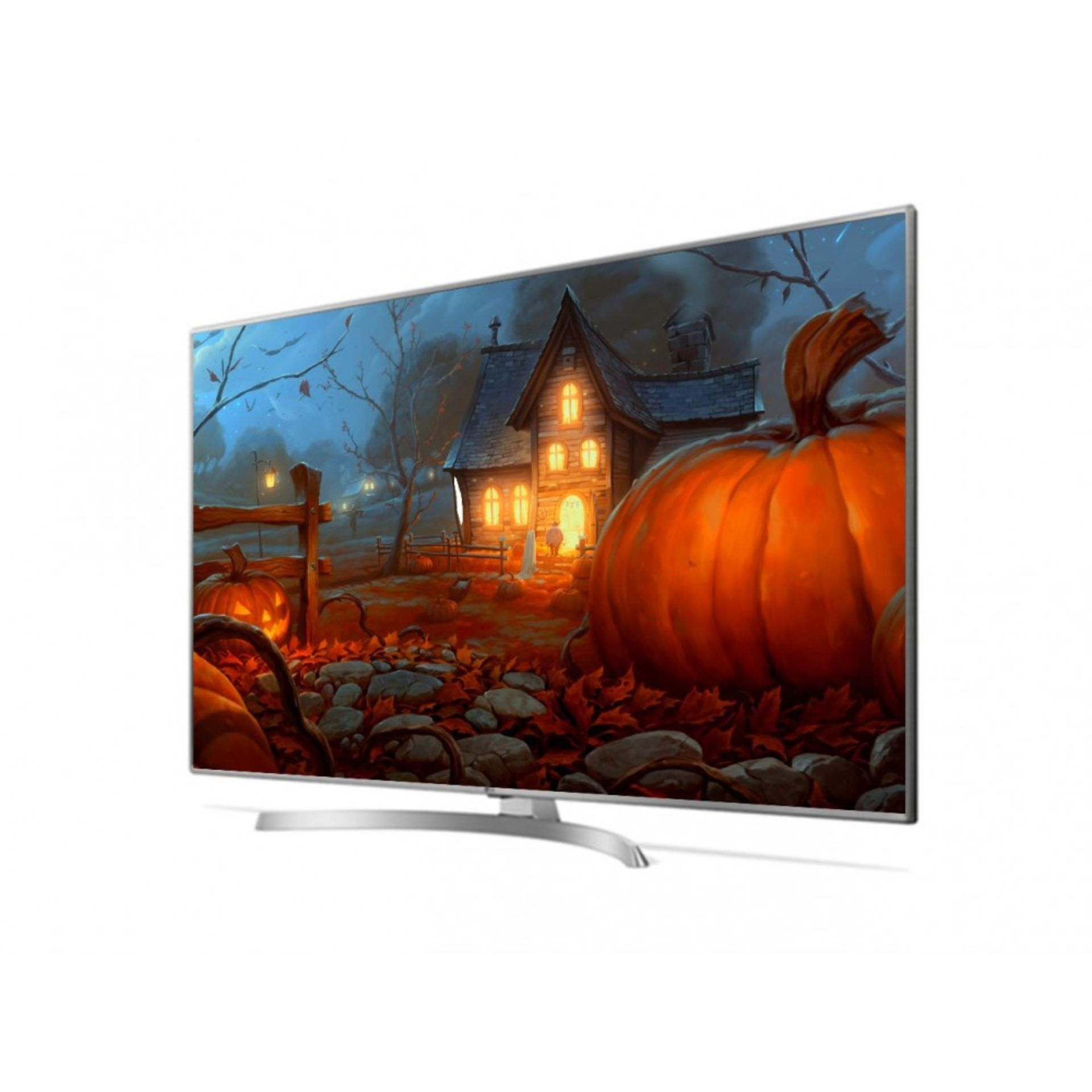 Lot 16012 - V Grade A LG 49 Inch ACTIVE HDR 4K ULTRA HD NANO LED SMART TV WITH FREEVIEW HD & WEBOS 4.0 &