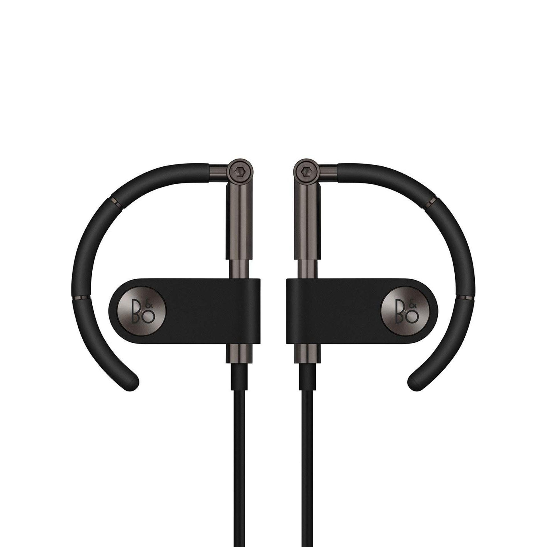 Lot 15779 - V Brand New Bang & Olufsen Premium Wireless Earset Earphones - Graphite Brown RRP £275.00 - Brand