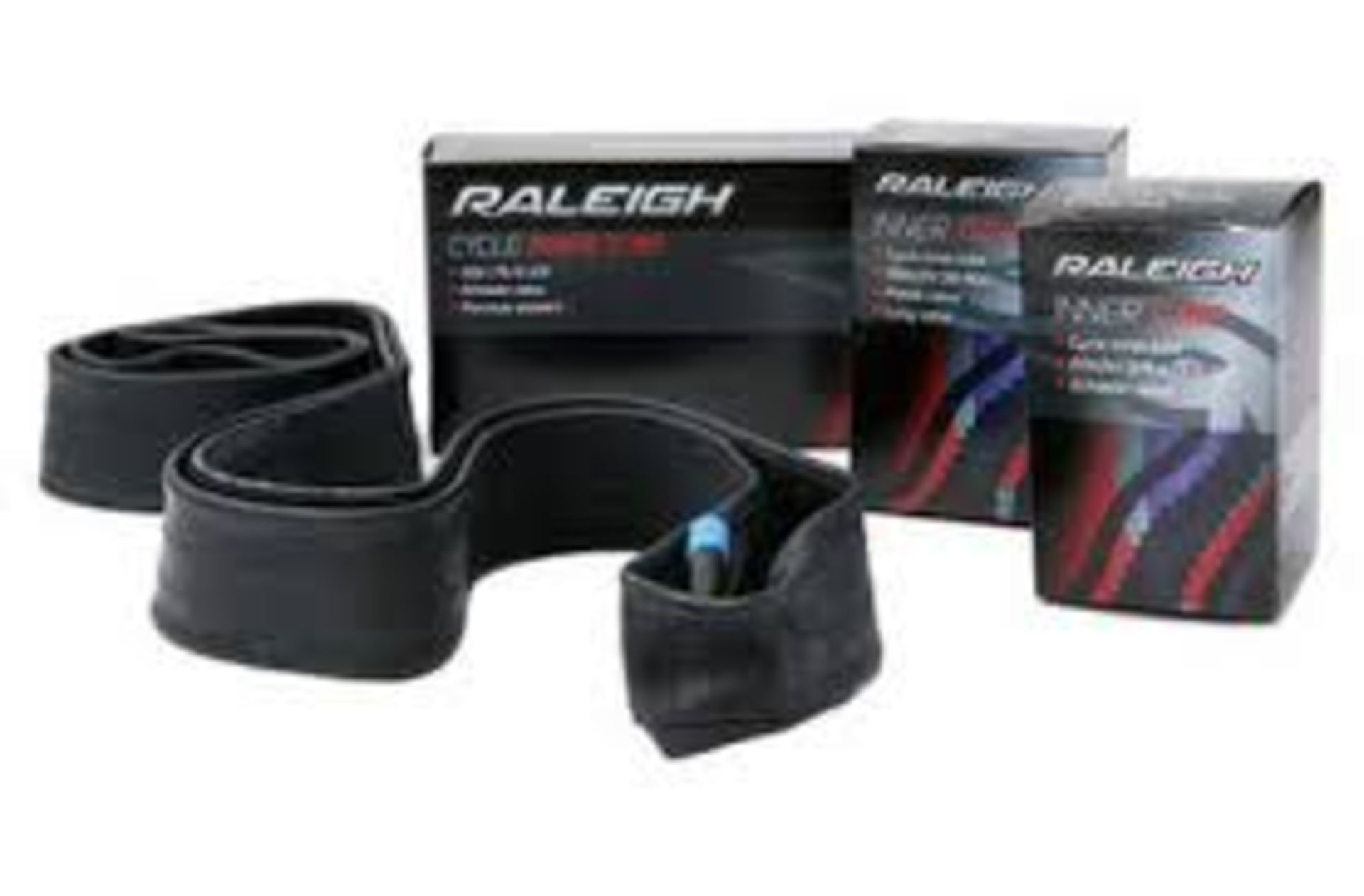 Lotto 10470 - V Brand New Two Raleigh Inner tubes 26 x 1.50-2.125 for adult mountain bike