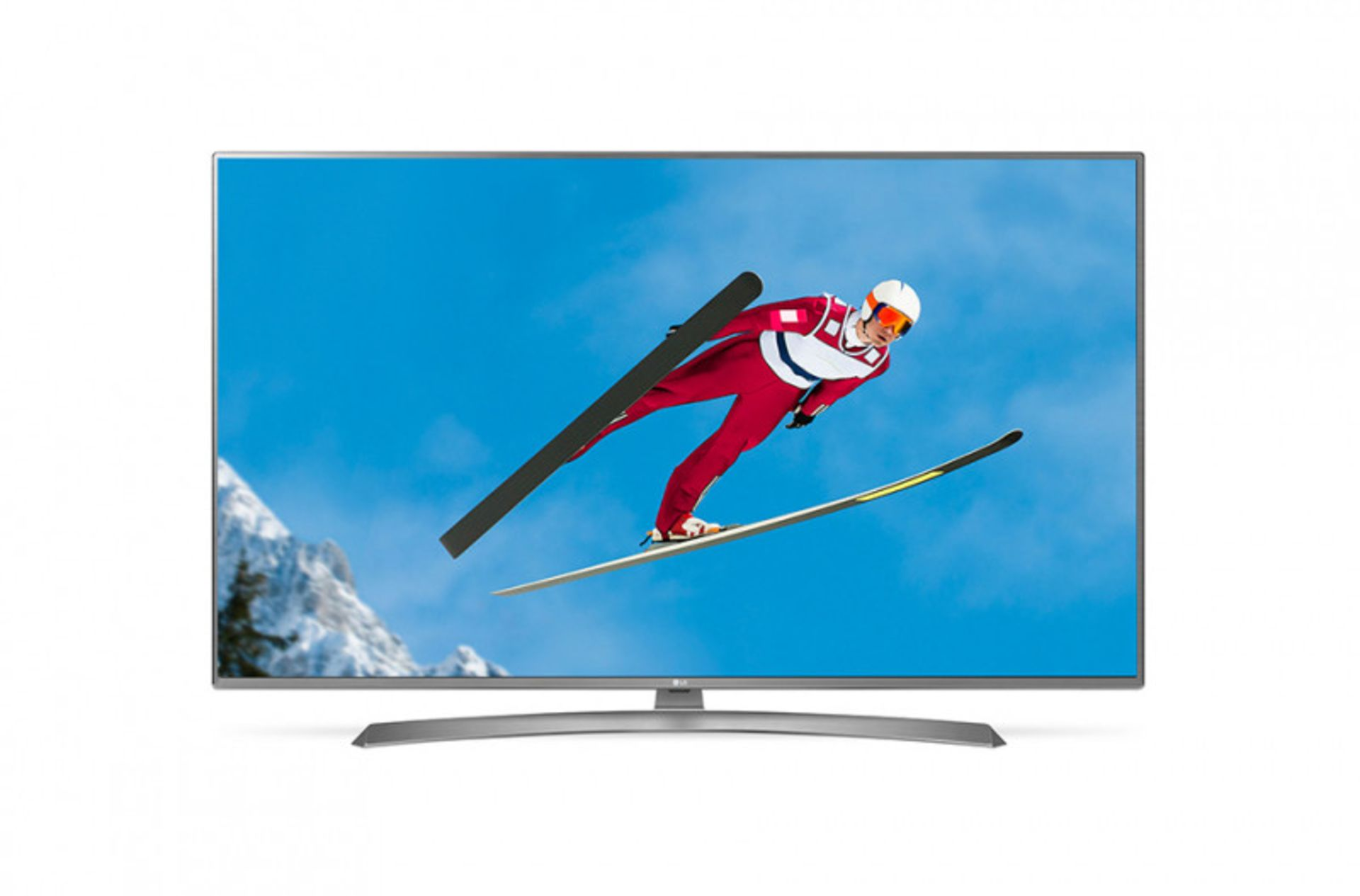 Lotto 30004 - V Grade A LG 55 Inch ACTIVE HDR 4K ULTRA HD LED SMART TV WITH FREEVIEW HD & WEBOS 3.5 & WIFI
