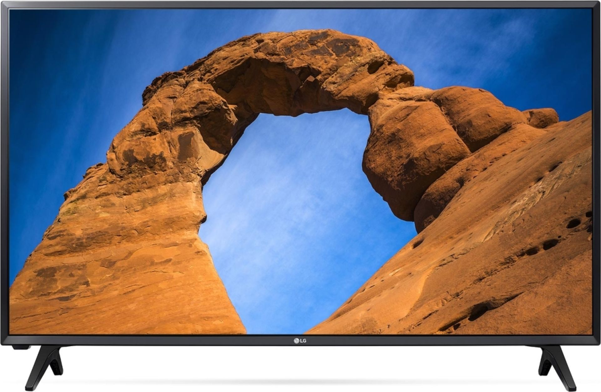 Lotto 30025 - V Grade A LG 43 Inch FULL HD LED TV WITH FREEVIEW HD 43LK5000PLA